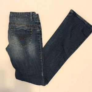United Colors of Benetton Distressed Jeans Size 26